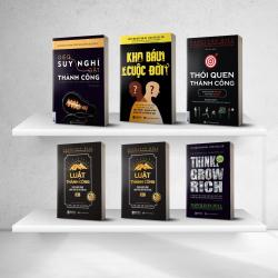Bộ sách thành công - Những nguyên tắc vàng không thể bỏ qua