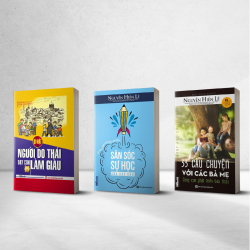 Bộ sách nuôi dạy con cha mẹ nên đọc một lần trong đời