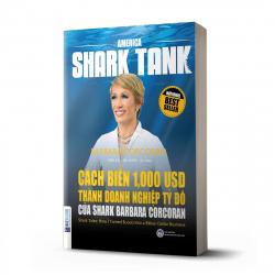 Cách biến 1000 USD thành doanh nghiệp tỷ đô của Shark Barbara Corcoran