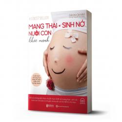 Mang Thai Sinh Nở Và Nuôi Con Khỏe Mạnh: Cuốn sách về mang thai được tìm kiếm nhiều nhất tại Hàn Quốc