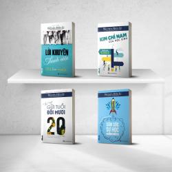 Combo Để Con Chúng Ta Tài Giỏi (Bộ 4 cuốn + Tặng kèm Thế giới bí mật của trẻ em)
