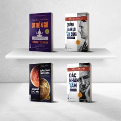 Những cuốn sách nên đọc trước tuổi 30 - Top sách bán chạy 2020