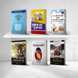 Bộ sách nuôi dạy con thông minh, tài giỏi cha mẹ nên đọc