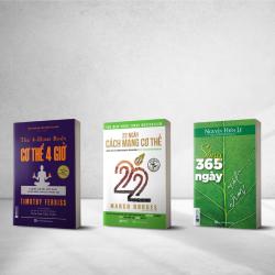 Top 3 cuốn sách về sức khỏe giúp bạn xây dựng một lối sống lành mạnh