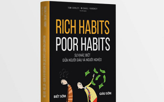 Độc giả và người nổi tiếng nói gì về cuốn sách Rich habits poor habits?