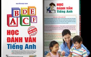 Đọc sách Học đánh vần tiếng Anh nên mua bản PDF hay sách giấy