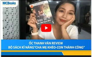 MC Ốc Thanh Vân chia sẻ bộ sách dành cho cha mẹ được yêu thích nhất