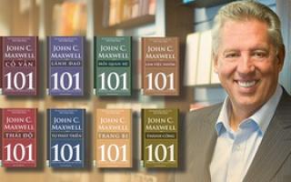 """8 bài học lãnh đạo trong bộ sách """" 101 điều những nhà lãnh đạo cần biết"""""""