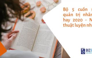 Bộ 5 cuốn sách quản trị nhân sự hay 2020 - Nghệ thuật luyện nhân