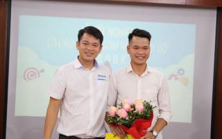 Lễ tốt nghiệp lò đạo tạo doanh nhân  - MCBooks