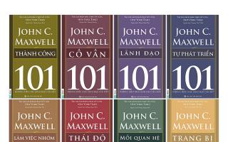 """VTC14 giới thiệu bộ sách """"101 Những điều nhà lãnh đạo cần biết"""" của John Maxwell"""