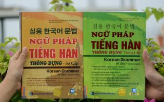 Review của độc giả về Bộ Ngữ Pháp Tiếng Hàn