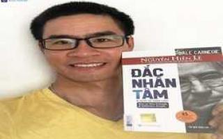 Nhà thơ Phong Việt review cuốn sách Đắc nhân tâm: Bản dịch gốc từ Nguyễn Hiến Lê