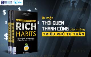 5 cuốn sách thay đổi thói quen để trở nên giàu có