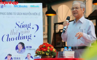 MCBooks tiếp nhận bản quyền 120 cuốn sách của học giả Nguyễn Hiến Lê