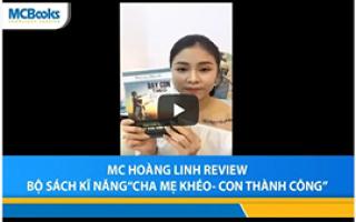 """MC Hoàng Linh chia sẻ """"phao cứu sinh"""" để nuôi chăm sóc, nuôi dạy con thành công"""