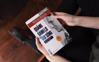 Tổng hợp review sách quẳng gánh lo và vui sống của Nguyễn Hiến Lê