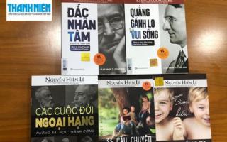 Tái bản hàng loạt sách của dịch giả Nguyễn Hiến Lê